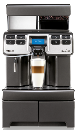 Кофемашина «SAECO» Aulika Top High Speed Cappuccino V2